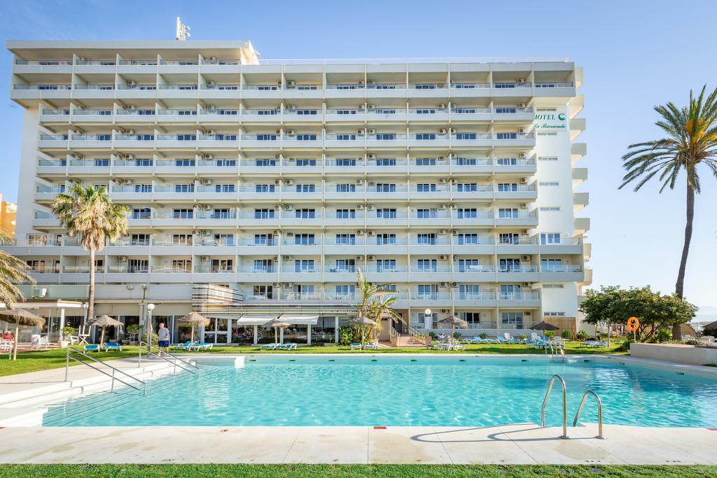 Barracuda Hotel (Beach Side), Avenida de España, Torremolinos, Malaga
